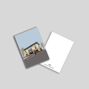 Bastionen postkort