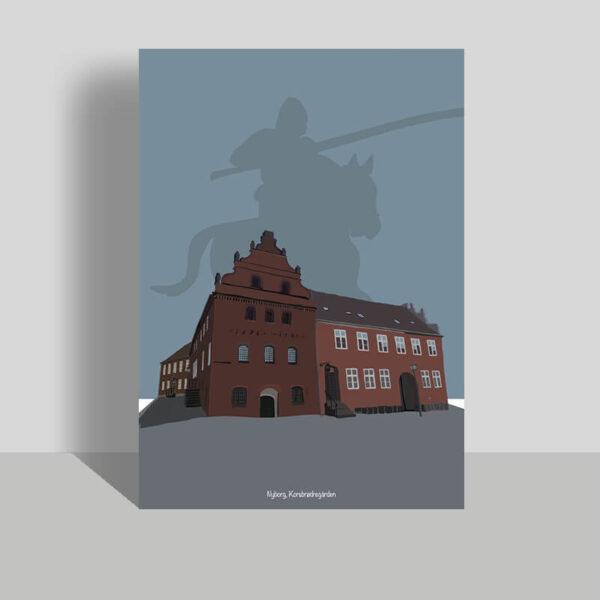 Korsbrødregården A3 plakat