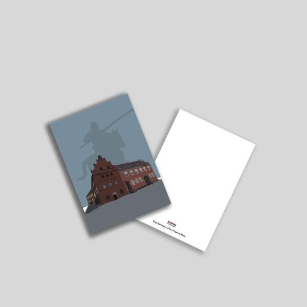 korsbrødregården postkort