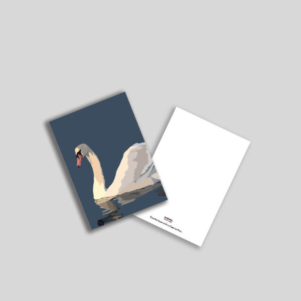 Svane postkort